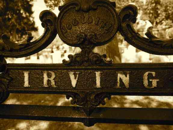 IrvingSign